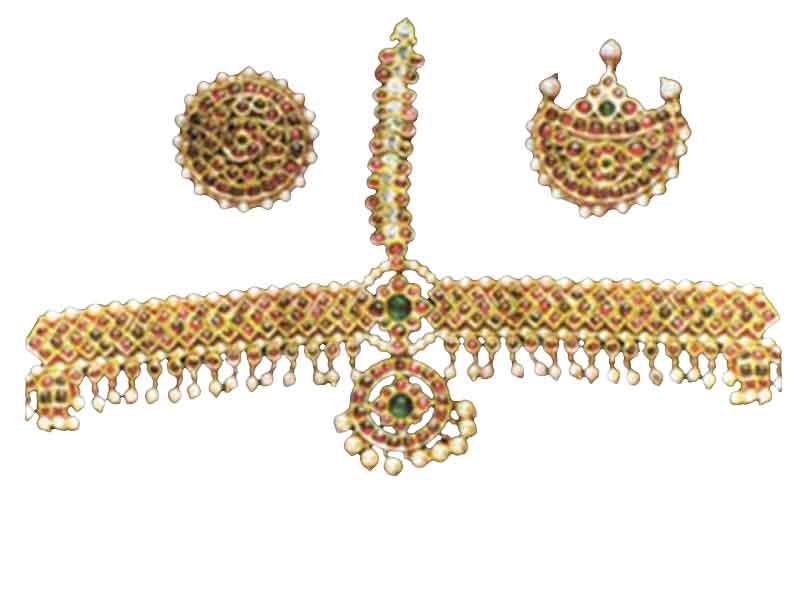Temple Jewellery 70